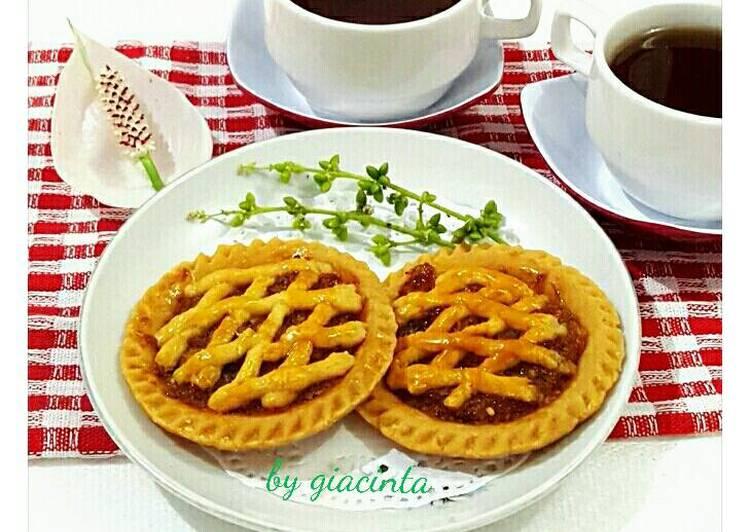 Pie Mini isi selai Nanas