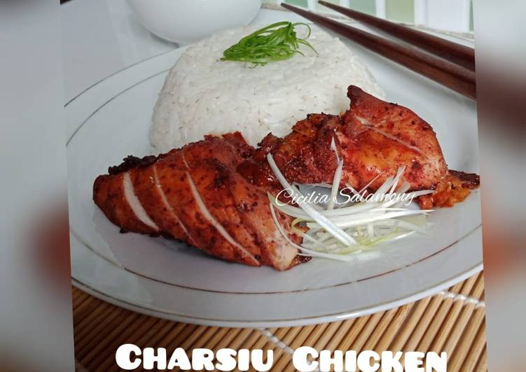 Charsiu Chicken
