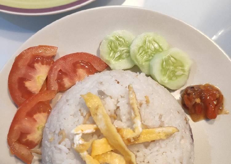 Nasi Liwet Teri Rice Cooker - cookandrecipe.com