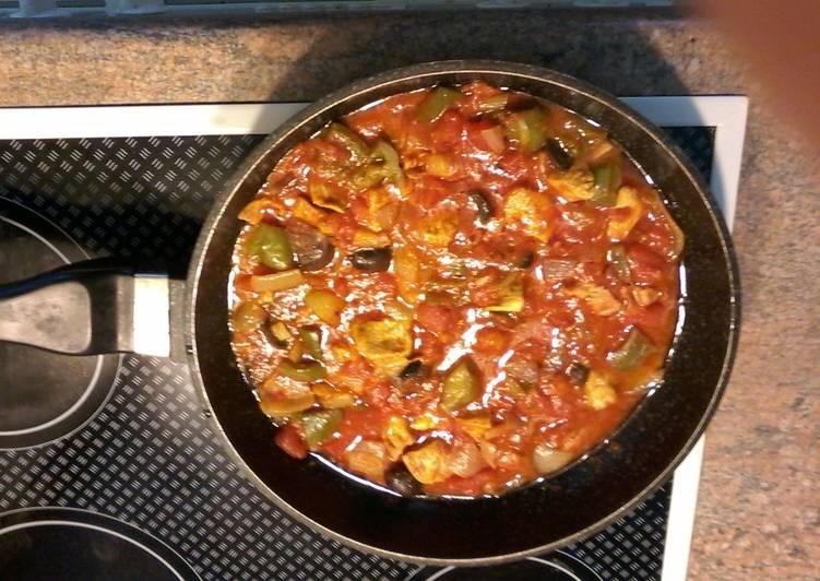 Recipe of Most Popular Spanish Chicken