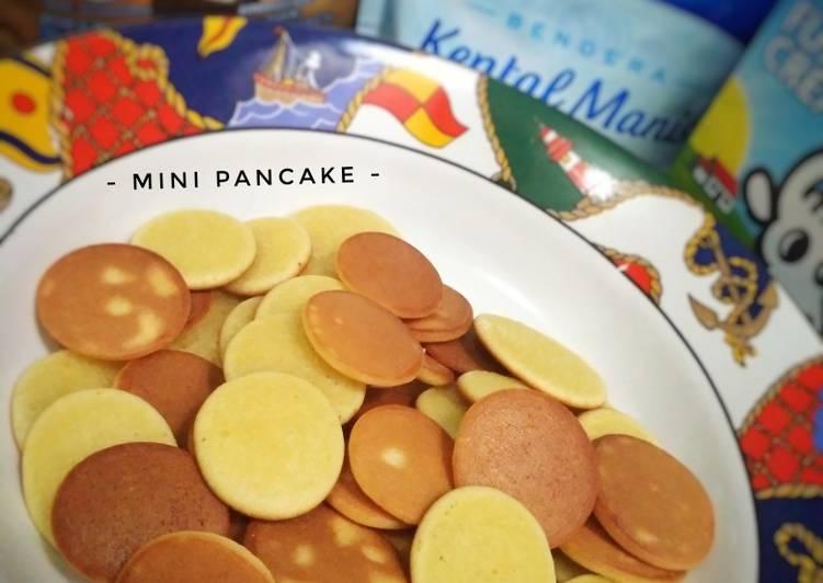 Mini Pancake / Cereal Pancake