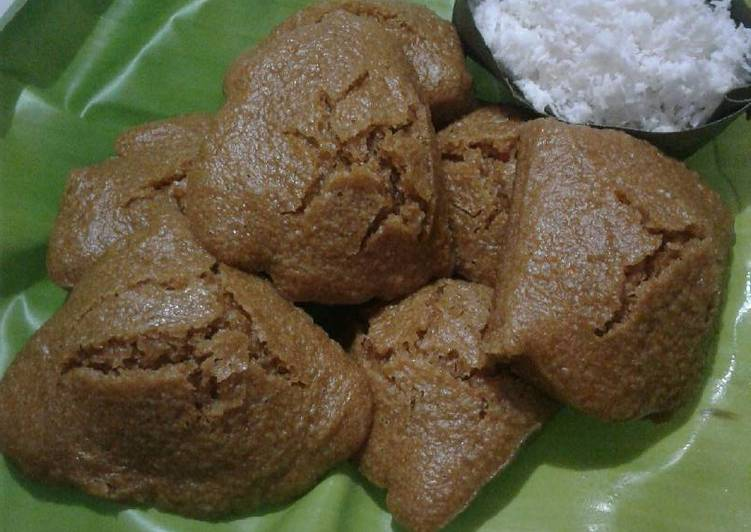 Apem nasi gula merah tanpa tepung terigu - ganmen-kokoku.com