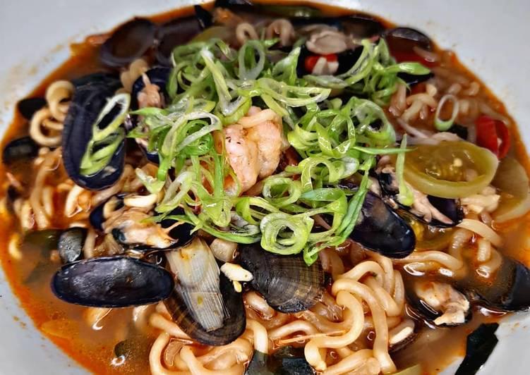 Seafood Jjampong (KWsuper)