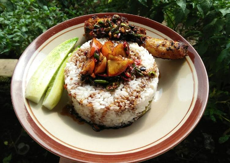 Nasi liwet - cookandrecipe.com