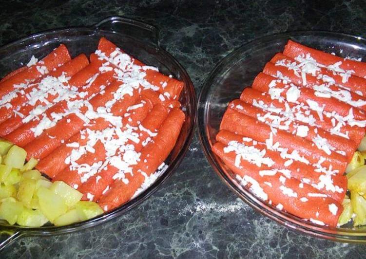 Enchiladas sencillas