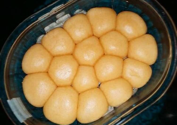 Roti Sobek Kukus rasa Mousse Coklat Putih isi Keju