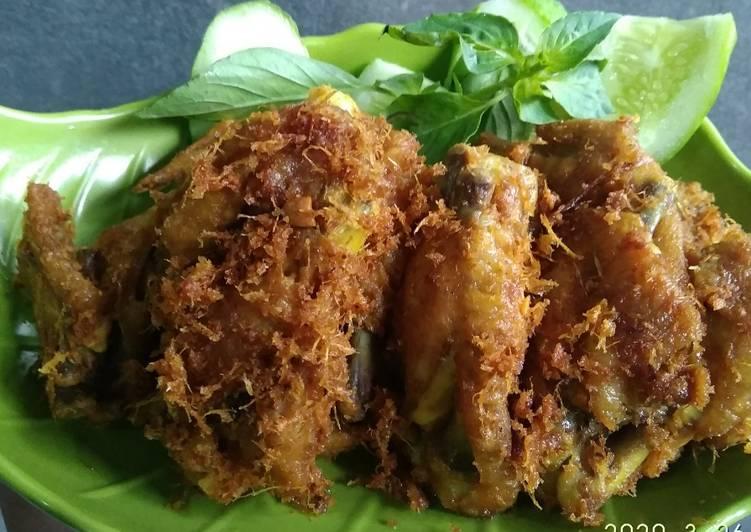 Ayam goreng lengkuas presto