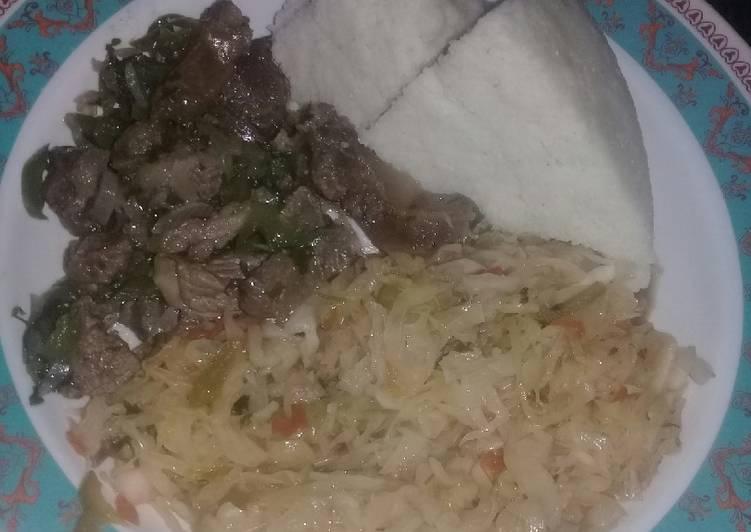 Recipe: Delicious Simple Dinner