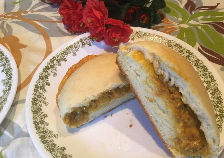 Recipe of Award-winning Chicken cheese bun