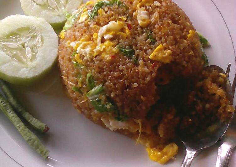 Resep Nasi Tiwul Goreng Oleh Nadia Salma Dapur Food