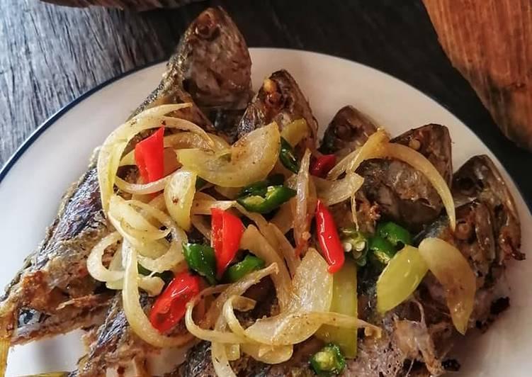 Ikan Rebus Homemade