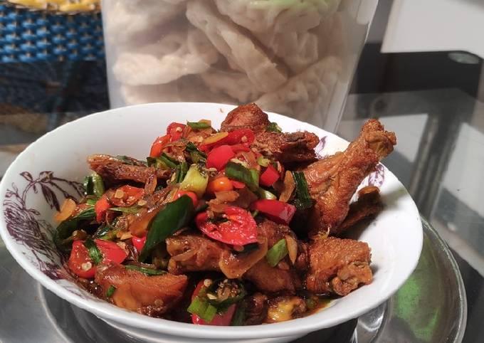 Resep memasak Ayam kecap mantap yang sedap dan Mudah Dibuat