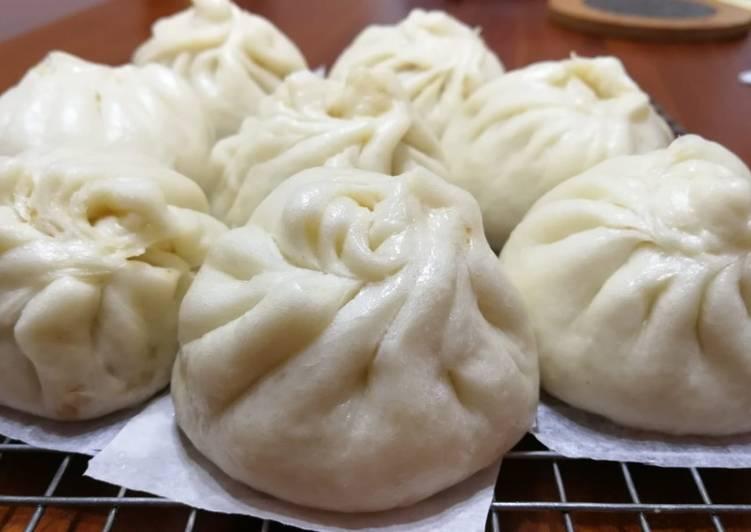 Easiest Way to Prepare Appetizing Big Bak Bao 大肉包