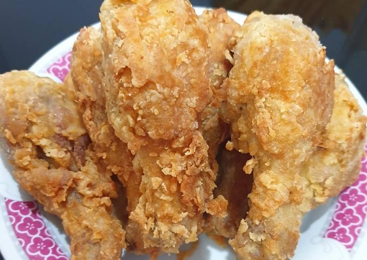 Paha Ayam Crispy