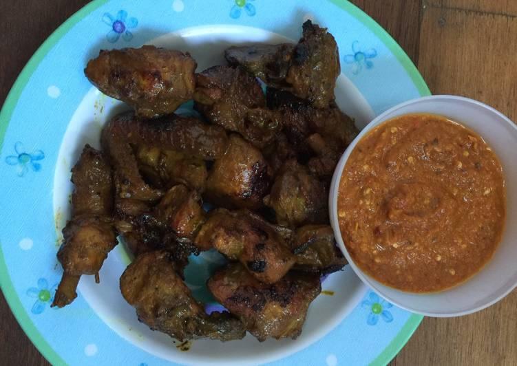 Ayam Bakar Kecap+Sambelnya