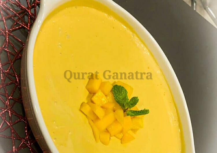 Step-by-Step Guide to Prepare Ultimate Mango Cream (Inspired by Haji Ali juice centre Dubai)