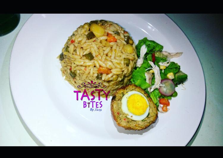 Recipe: Appetizing Pasta pulau
