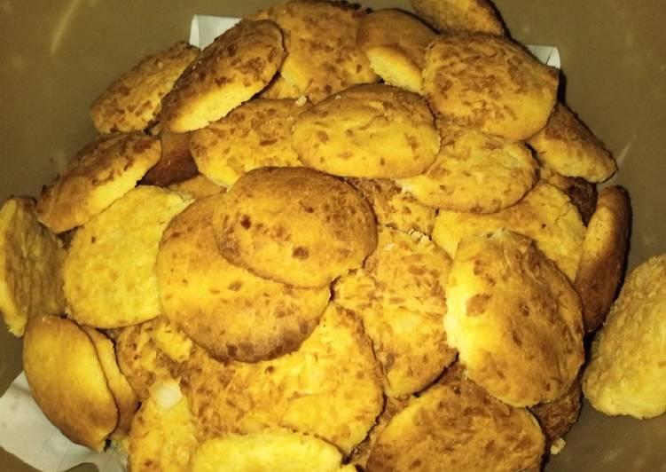 Recipe of Perfect Coconut cookies
