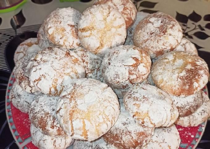 Gâteau aux noix de coco