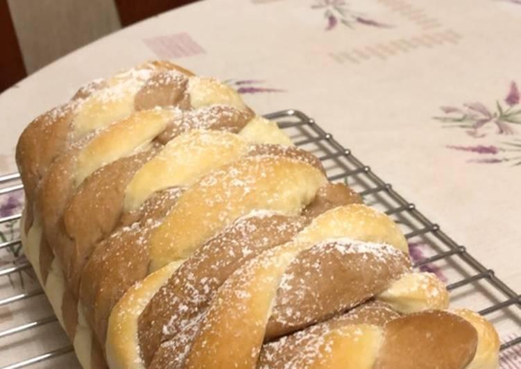 How to Make Quick Chocolate swirl bread