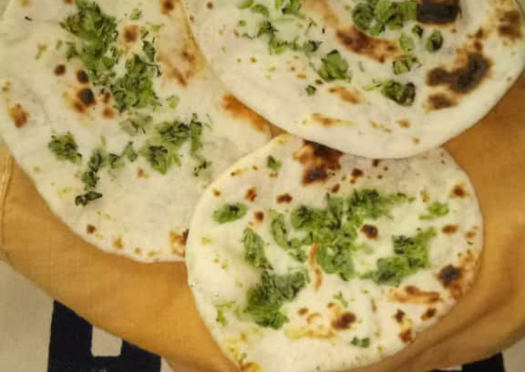 How to Make Ultimate Homemade naan