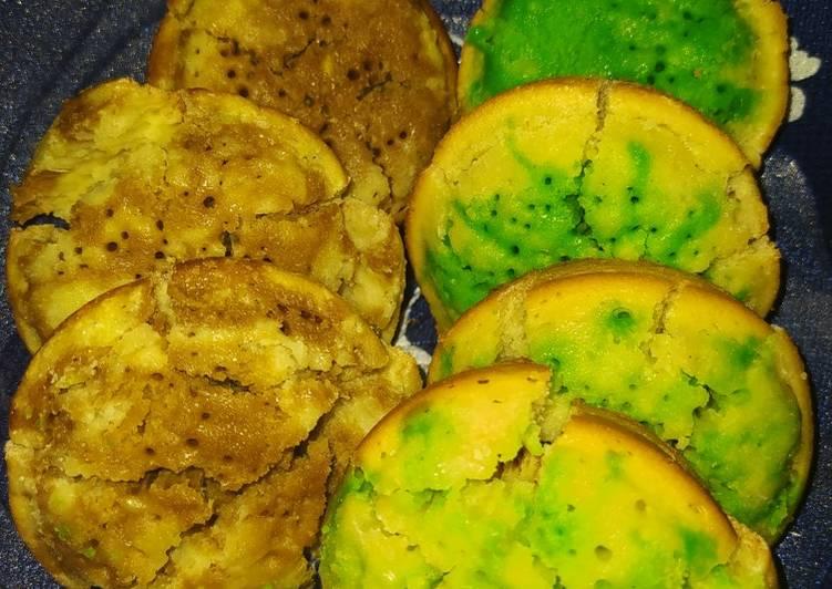 Kue Carabikang Krenyes - cookandrecipe.com