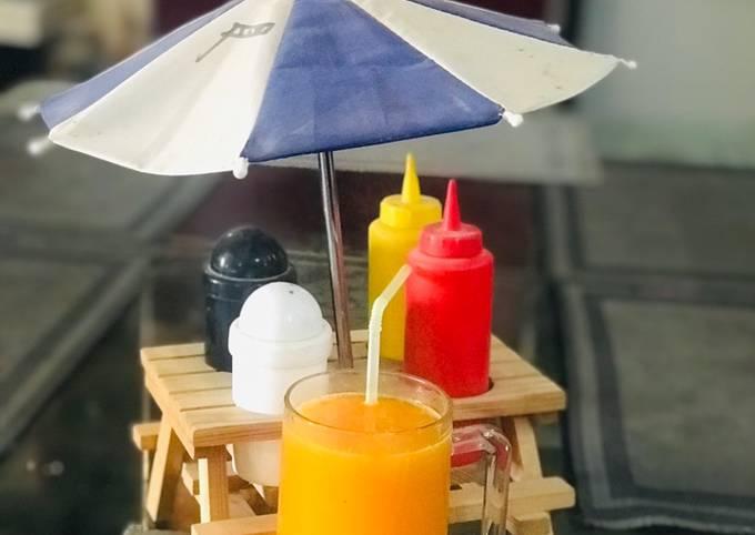 Orange 🍊juice