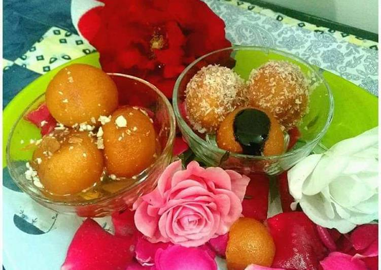 Step-by-Step Guide to Prepare Super Quick Homemade Khoya GulabJaman