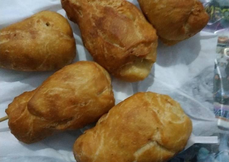 Resep Sempol Roti Pahe Jajanan Old Oleh Dwintari Ai Ke Cookpad