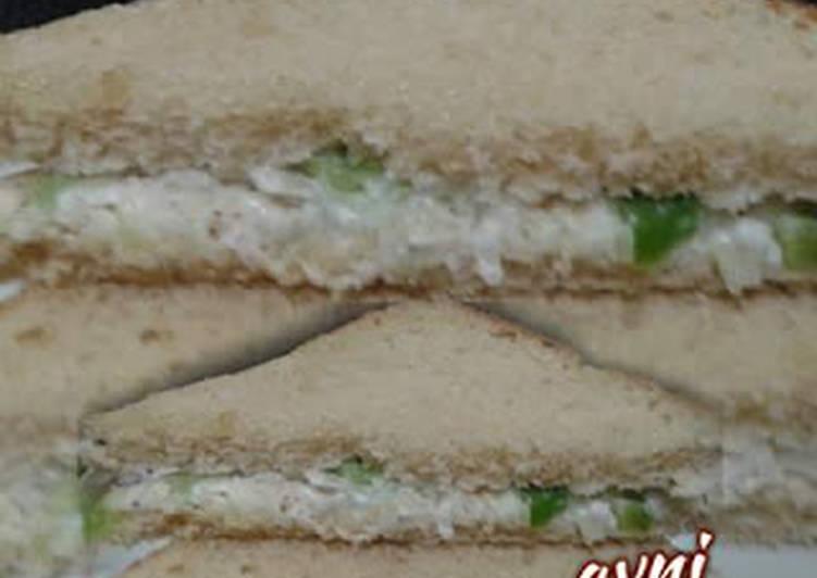 Veg. Cucumber Sandwich