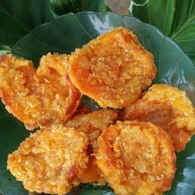 Resep Nangka Goreng Krispy Oleh Niswatul Fitry Cookpad