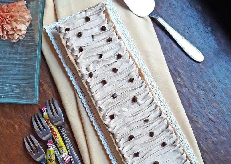 Comment Cuisiner ☆Tarte au Chocolat - Complètement Barrée - Carambar©☆