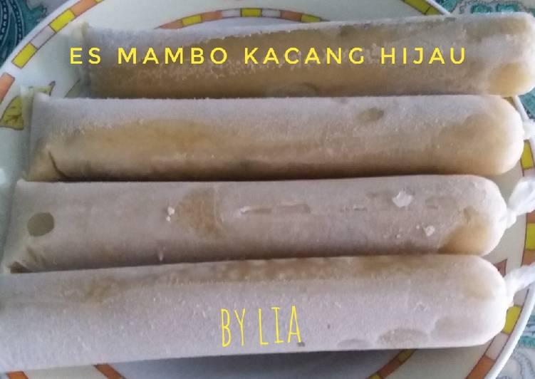 Es Mambo Kacang Hijau