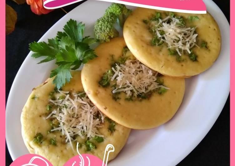 Pancake Brokoli