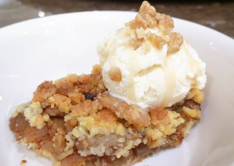 Recipe of Any-night-of-the-week Apple Crumble