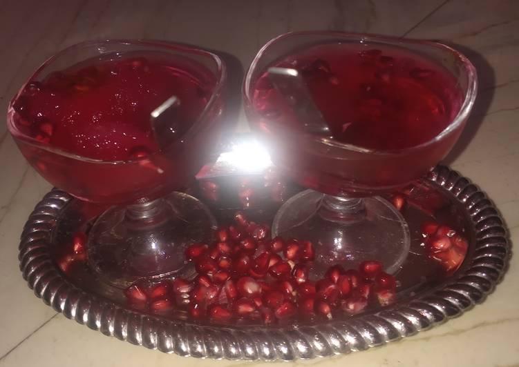 Pink Mocktail