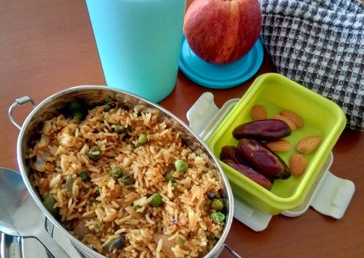 Recipe: Appetizing Weight loss Dabba