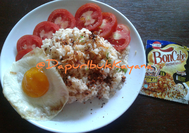 64 NasGor Boncabe Original Level 15