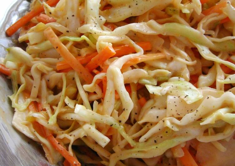 Quick and Easy Recipe: Delicious Thousand Island Slaw