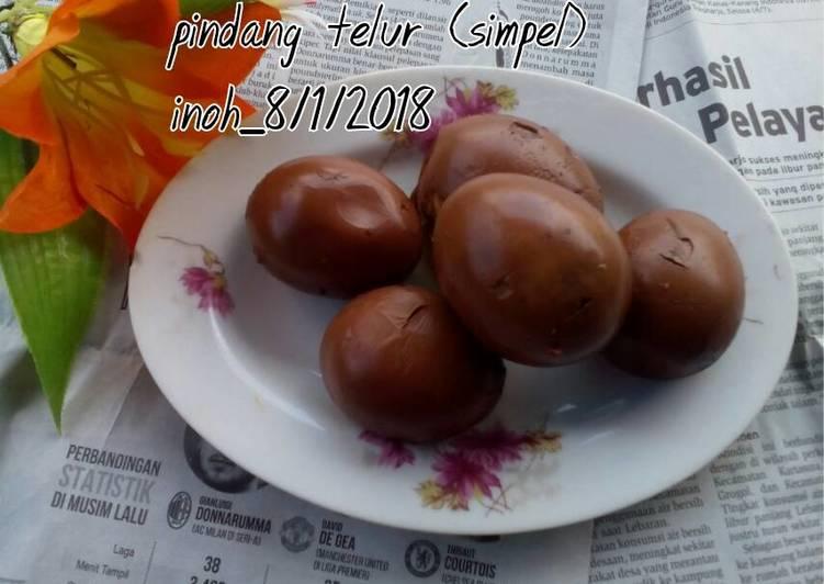 Pindang telur (simpel)