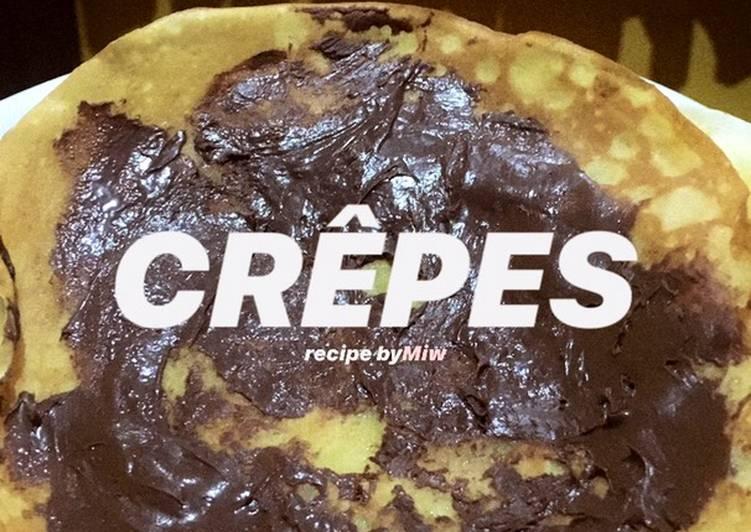 Basic Crêpes