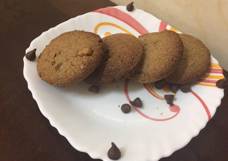 Recipe of Super Quick Homemade Health mix cookies