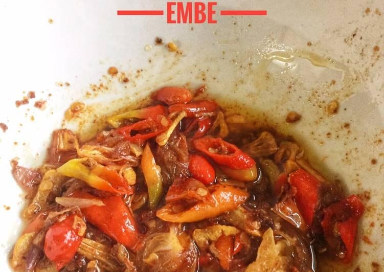 sambal-embe
