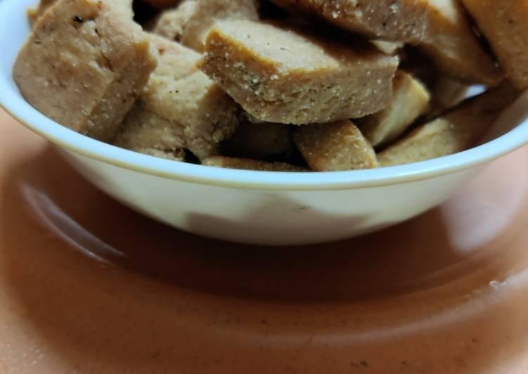 Recipe of Speedy Shakkar paare