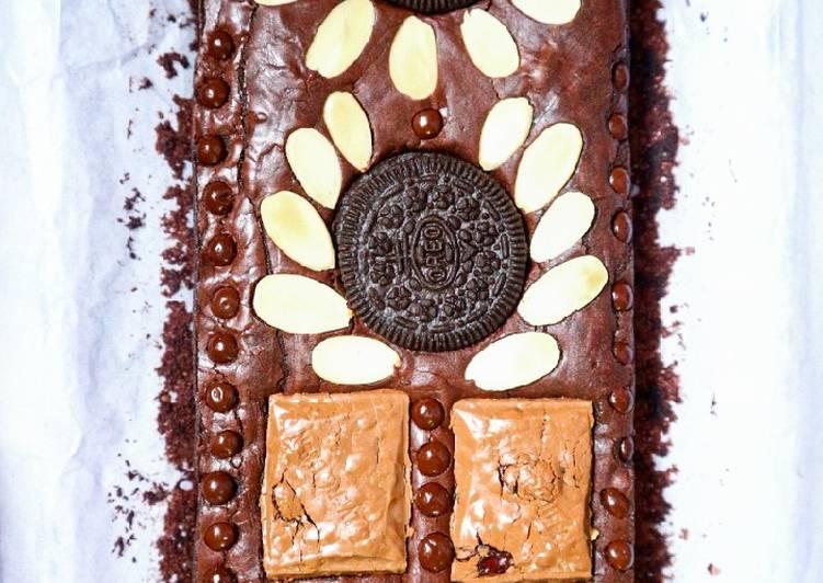 Fudgy Brownie Lemak Betol
