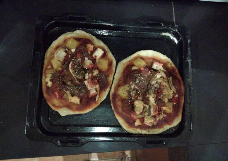 Cara Mudah Masak: Pizza  Terbaru