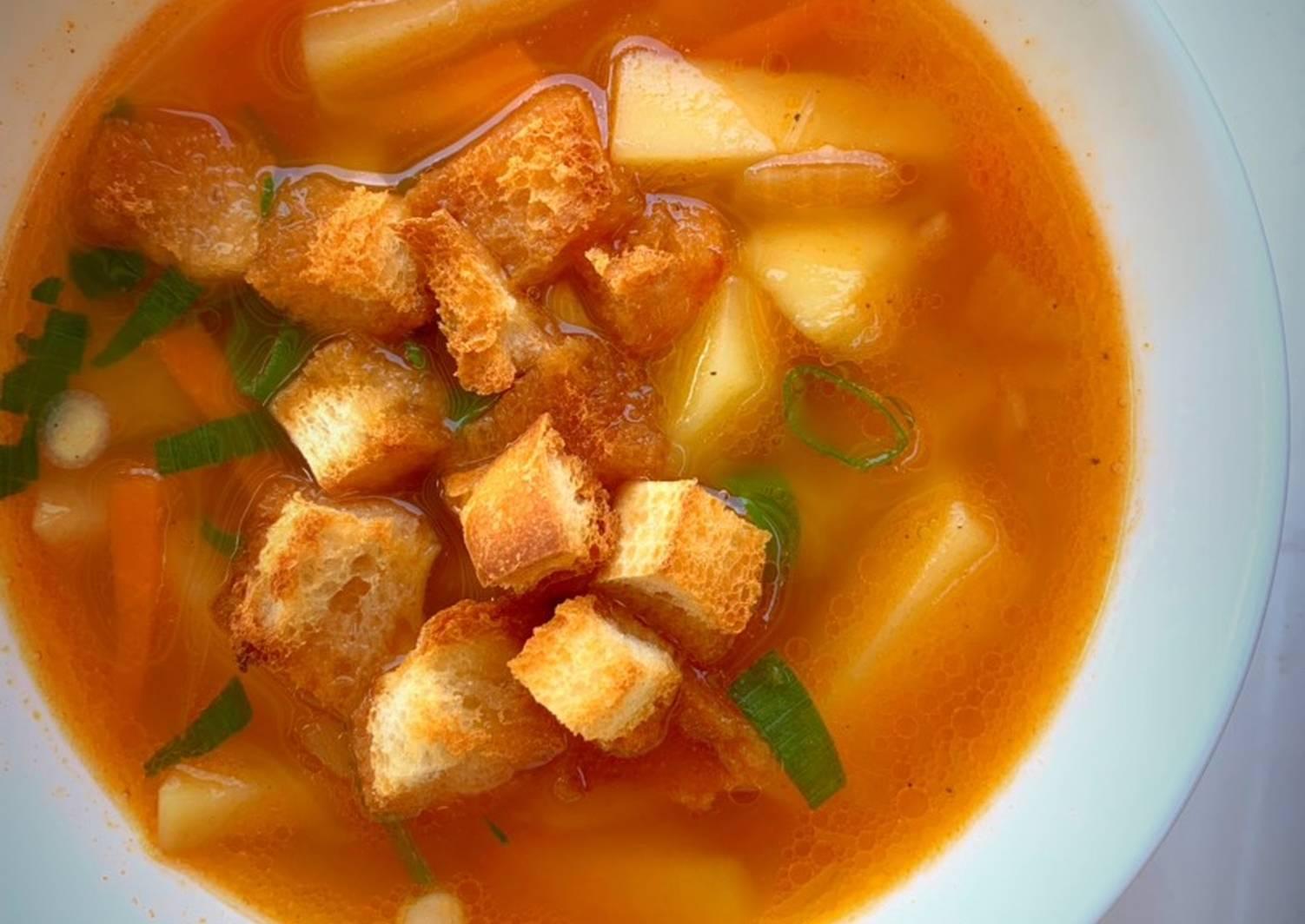 солёной супы без мяса рецепты с фото пошагово стеклянной столешницей выглядят