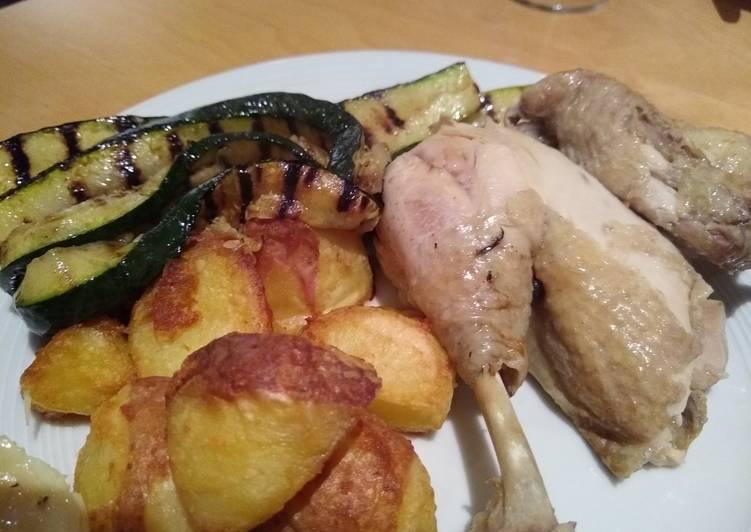 Auntie's Steamed Chicken