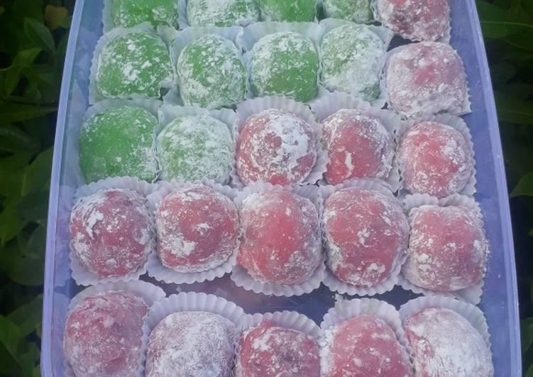 Daifuku/chapssalddeok/mochi - cookandrecipe.com