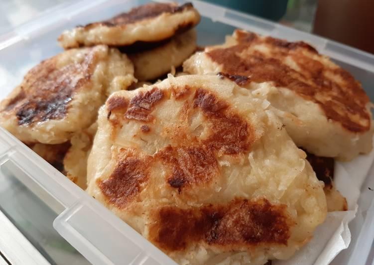 Resep Pancake Pisang Batita Bikin Jadi Laper